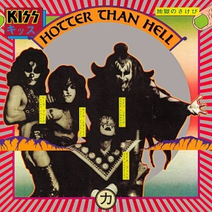 Hotter than hell - 1974