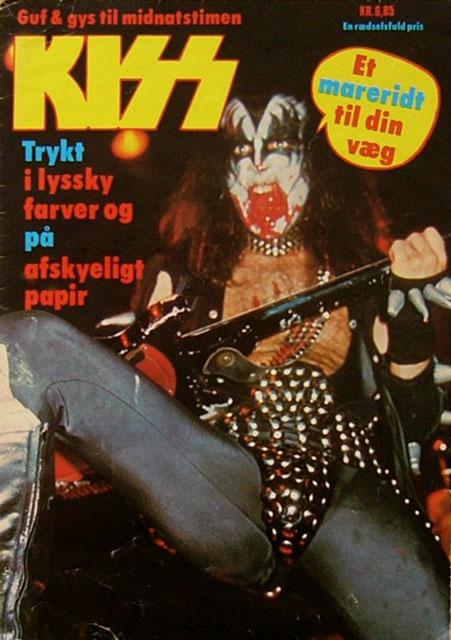 Pop Expres, Sussi och andra 70-talstidningar