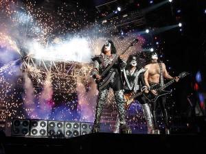 Sverige bjöds på den största Kiss-showen någonsin. FOTO Andreas Lingström
