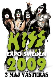Kiss Expo Sweden 2009