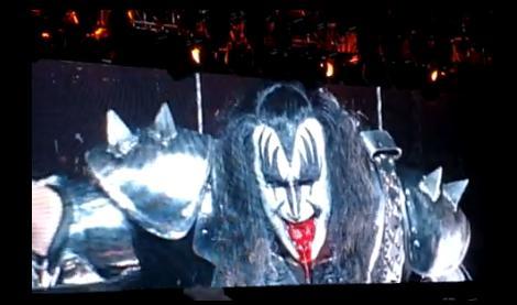 Godbitar med Gene från turnén