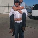 Gene och Shannon