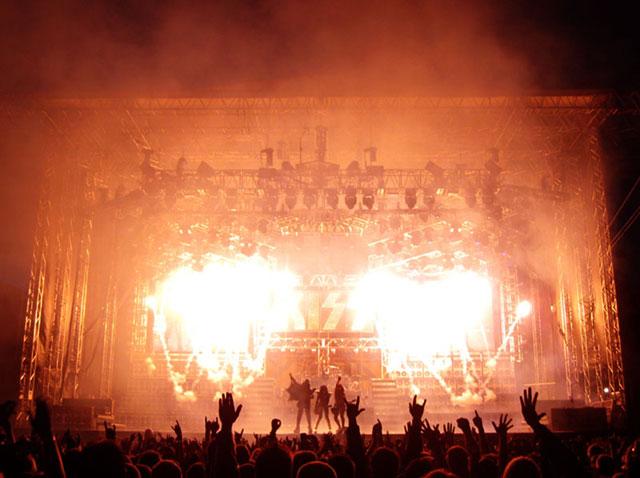 Stadion 2008 – En förtrollande dag med Kiss!