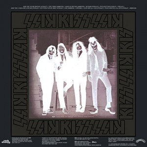 DRESSED TO KILL - Casablanca NBLP-7016 (US, 3/19/75)