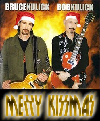 A Very Merry KISSMAS