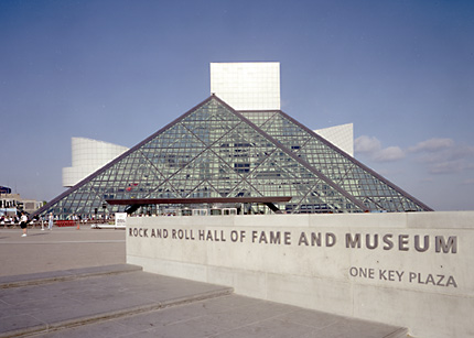 Inget Kiss i Rock and Roll Hall of Fame 2010 heller