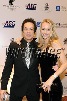 Paul & Erin på gala