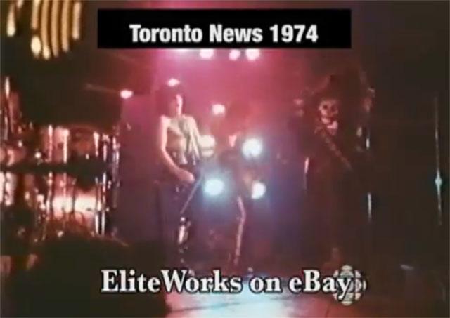Fredagsmys – Toronto 1974