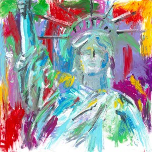 """""""Liberty"""" by Paul Stanley"""