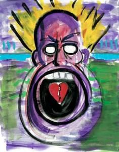 """Scream"" by Paul Stanley"