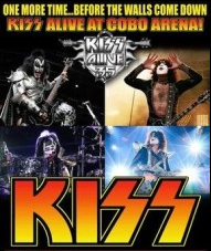 KISS Cobo Hall DVD