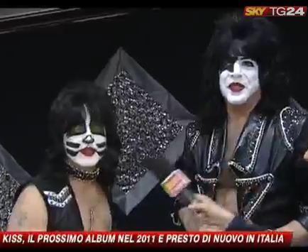 Intervju i Milano