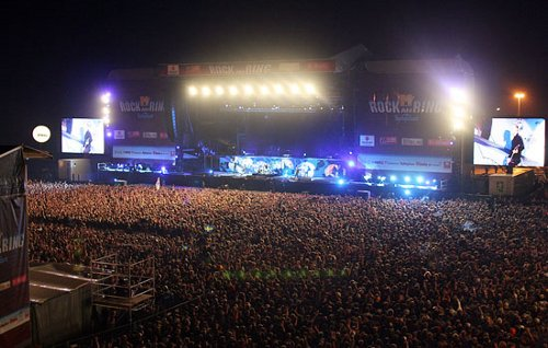 Klipp från Rock Am Ring