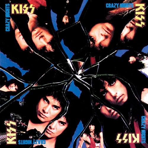 Det är idag 23 år sedan Crazy Nights släpptes