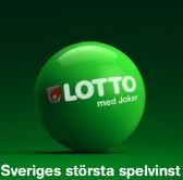 KISS tredje reklamfilm för Lotto.