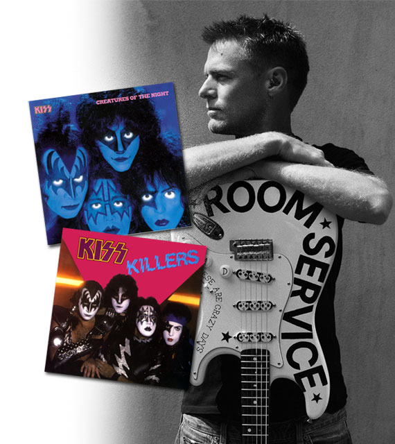 Låtskrivare åt Kiss – Bryan Adams