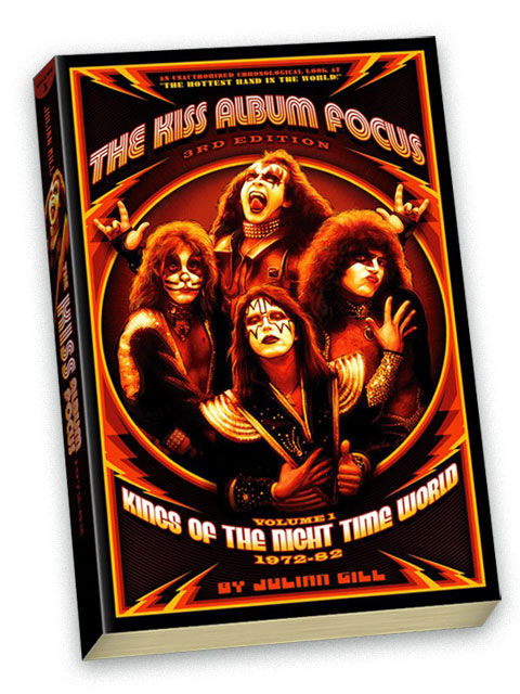 The Kiss Album Focus Volume 1