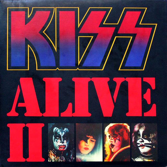 Vinylfarfar – Felpressen av Alive II