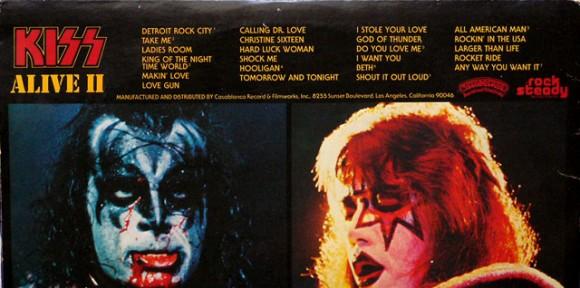 Alive II felpress