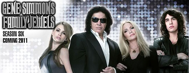 Mer Gene Simmons Family Jewels