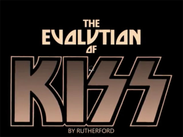 Fredagsmys – The Evolution of KISS