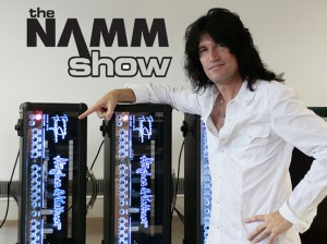 Tommy Thayer NAMM 2011
