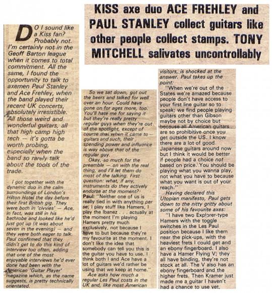 Mag Sounds okober 1980 - 1