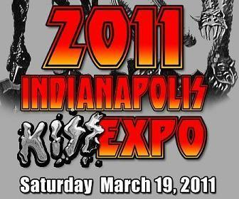 KISS Expo i Indianapolis….