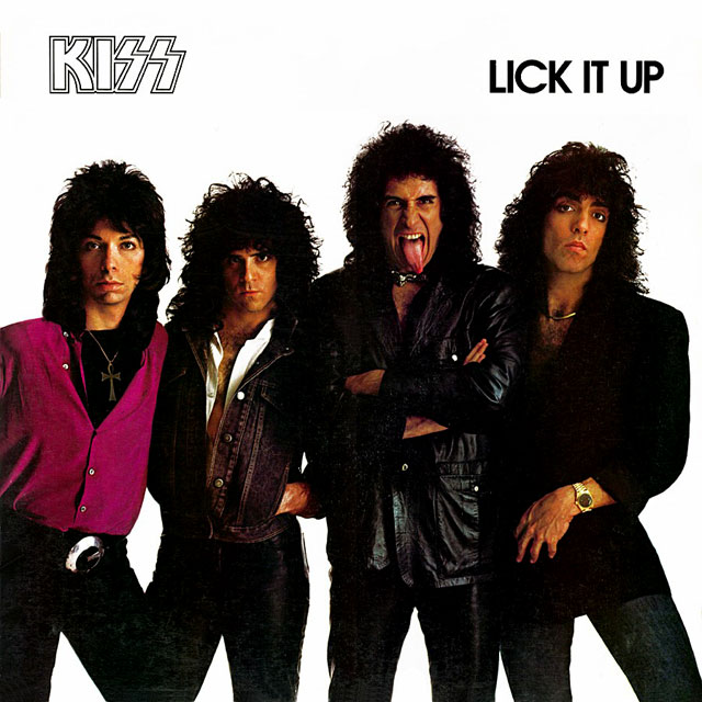 "Bäst på ""Lick it up""?"