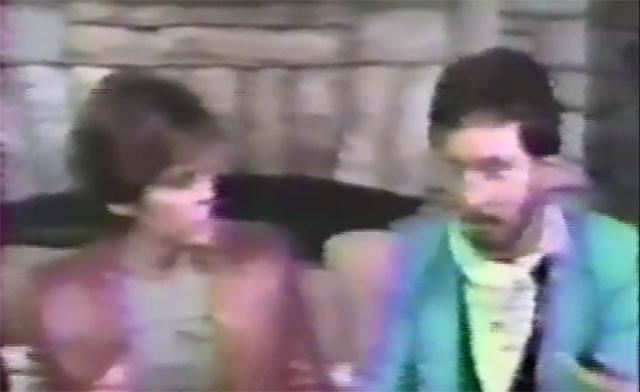 Försvunnen intervju med Peter Criss från 1984