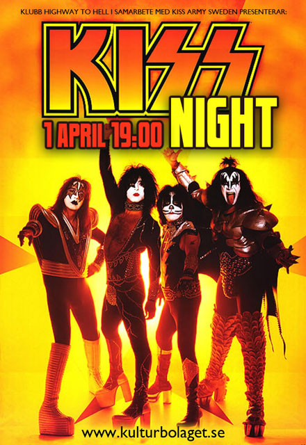 Kiss Night i Malmö