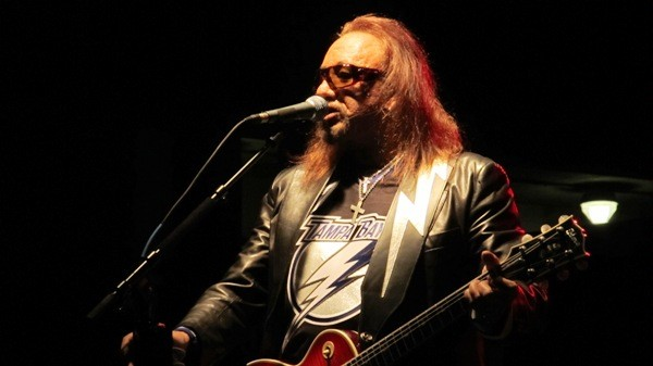 Ace Frehley live 2011