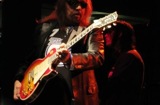 Ace Frehley till Europa 2012…
