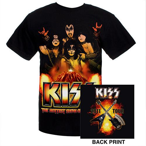 Nya Kiss Turné T-shirts!