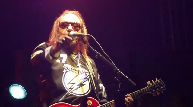 Ace Frehley i Tampa