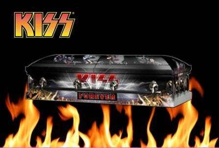 Kiss Coffin 31