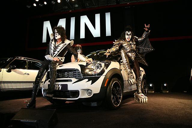 Mini Kiss Auto Show
