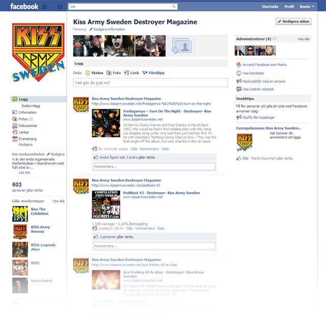 Över 600 på Facebook!