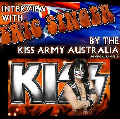 Intervju med Eric Singer