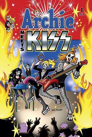 Ny serietidning med KISS…