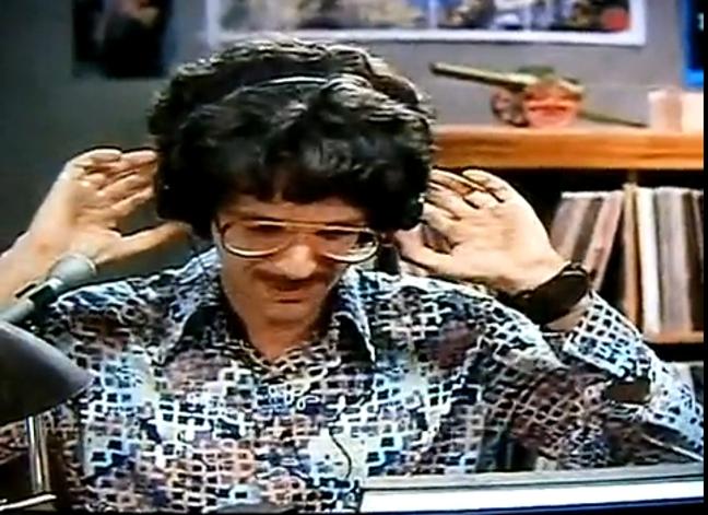 Kiss – College Radio på 70-talet