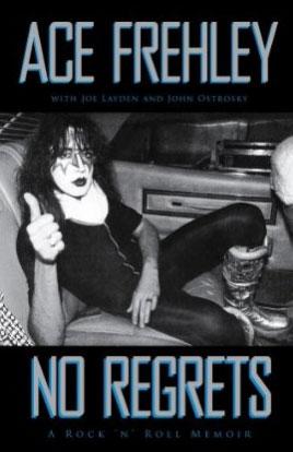 Ace jobbar på nytt album och ny bok