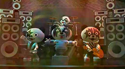 Årets julklapp – Kiss Pandas