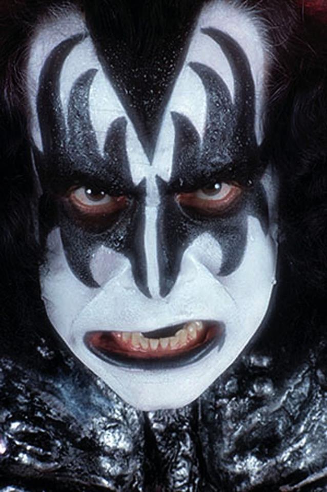 Intervju Gene Simmons Destroyer Kiss Army Sweden