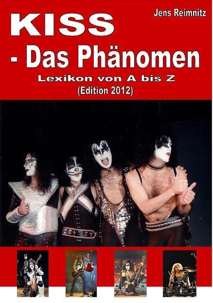 """Ny bok """"Kiss: Das Phänomen"""""""