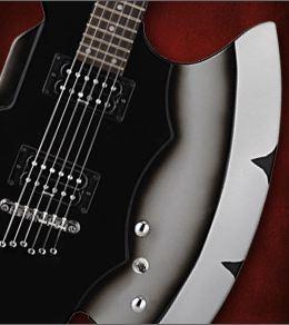 Cort lanserar Gene Simmons yx-gitarr