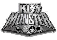 Kiss Monster logo