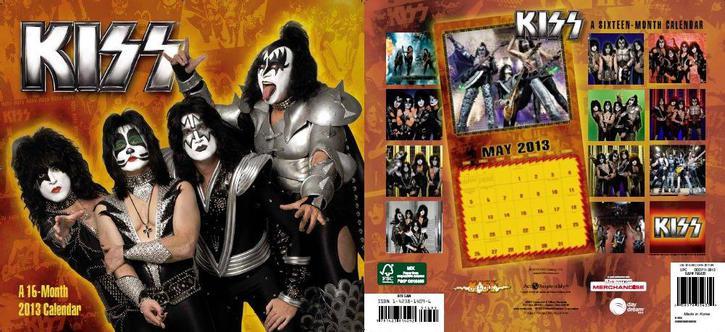 Officiella kalendern 2013…