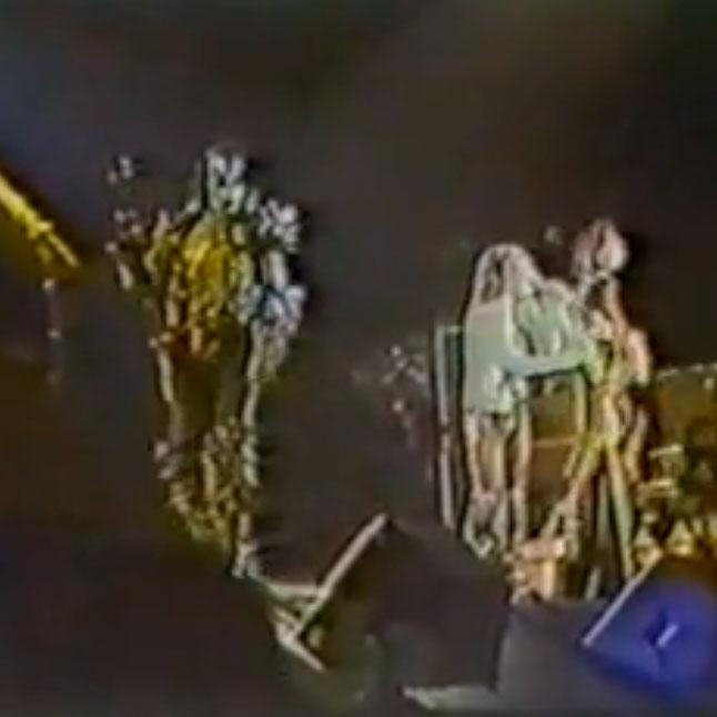 Video – Kiss São Paulo 25 juni 1983