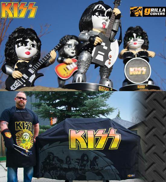 Grilla i KISS-stil!